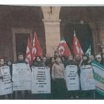 logo sciopero