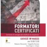 formatori certificati